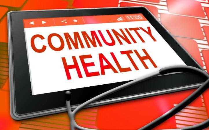 资助社区努力解决健康的社会决定因素