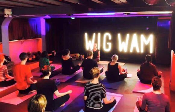 都柏林5大最不寻常的健康和健身课程