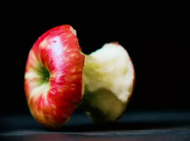 你知道苹果最健康的部分吗?