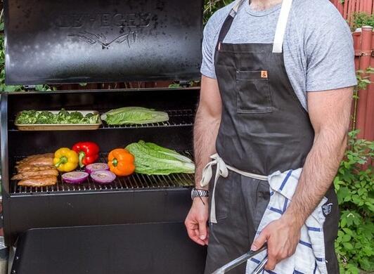 厨师分享有关减肥和健康饮食的鼓舞人心的话