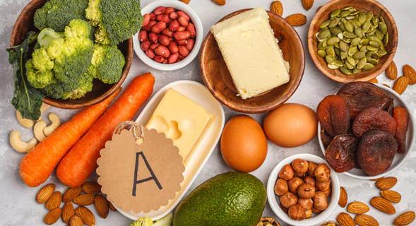 7种富含维生素A的食物可促进肺部健康