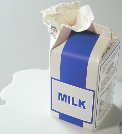 牛奶是早餐中十分常见的一种饮品