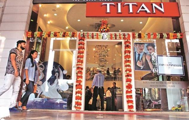 泰坦股价上涨4% 在节日期间的健康业务中接近52周高