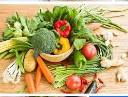 以植物为主的饮食从而降低患心脏病的风险