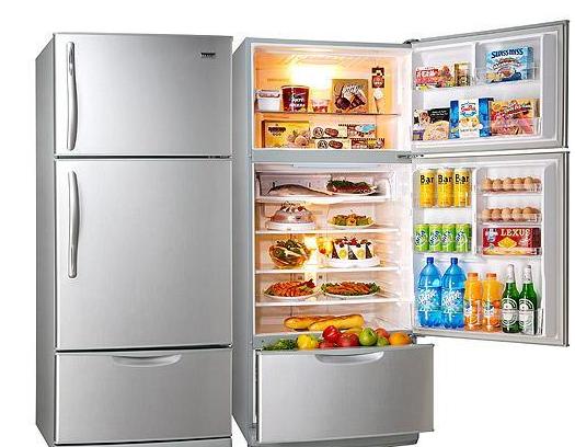 冰箱取出的食物要彻底加热或清洗干净后再食用