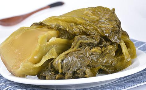 酸菜是我国一种非常传统的腌制食物