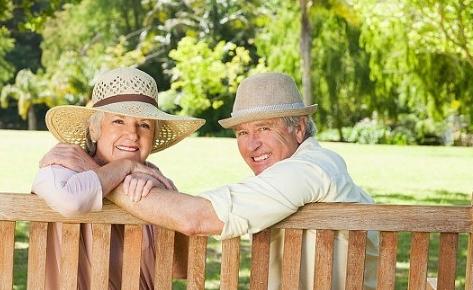 老年人在秋天需要非常重视自己的身体