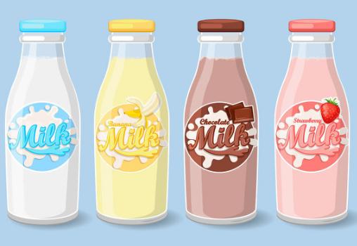 任何的食物都是有保质期的过期的牛奶也是不能喝的