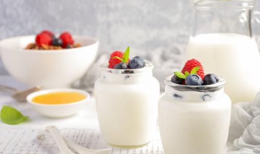 酸奶是大家非常熟悉的饮品