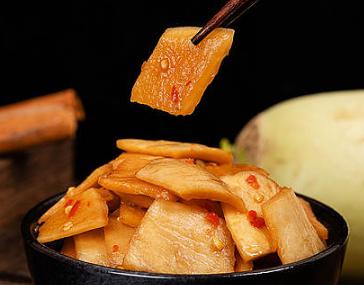 很多人认为腌制食物都不太健康