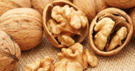 核桃是所有坚果中抗氧化剂含量最高的一种