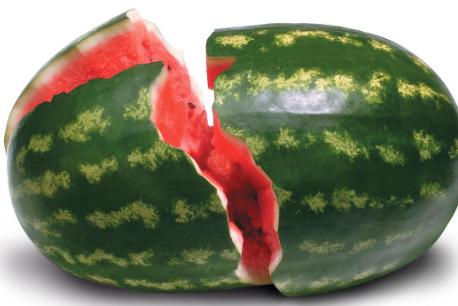 研究表明西瓜具有治疗作用