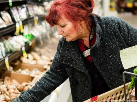 代金券计划使食物不安全的人更容易进行健康饮食