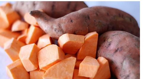 很多人认为红薯中的淀粉含量很高