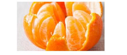 橘子的热量并不是很高针对减肥瘦身的女士而言是可以吃的