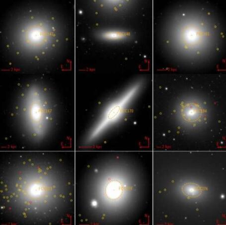 探测到数十个超紧凑矮星系