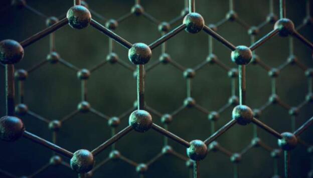 石墨烯系统随着温度的升高而冻结电子