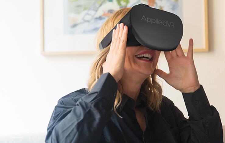 与虚拟应用相比 家庭治疗性VR的止痛效果更好