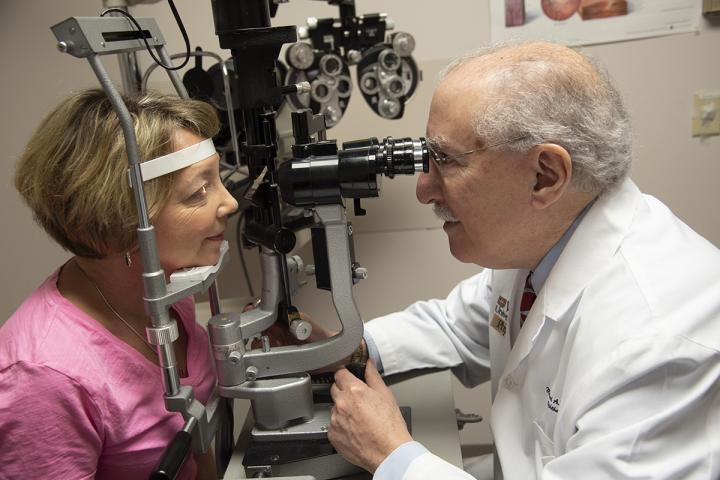 研究表明大多数高血压患者不会继续失去视力