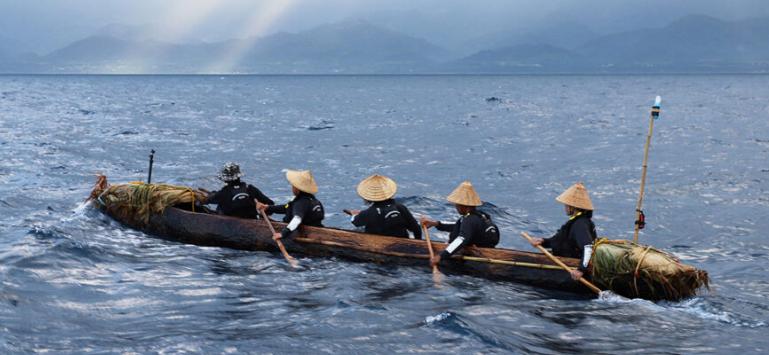 古代人类可能有意前往的琉球群岛
