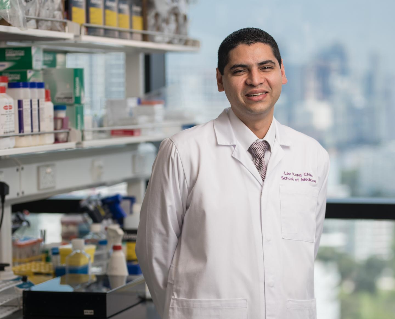 研究发现微生物是作为导致肺部感染的网络