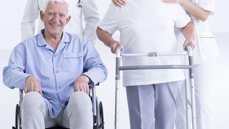 通过简单的身体机能测试检测骨质疏松症