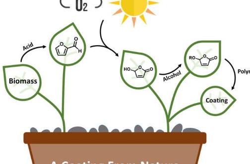 绿色化学从大自然中创造出涂料