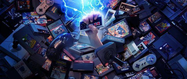 商业视频游戏可以帮助治疗精神疾病