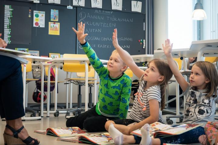 开放的学习空间不会增加孩子的身体活动