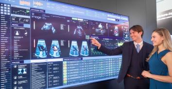 三星在ISE2020展示行业领先的显示器