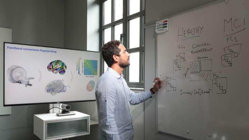 恒达登录注册大脑指纹帮助医生检测神经系统疾病