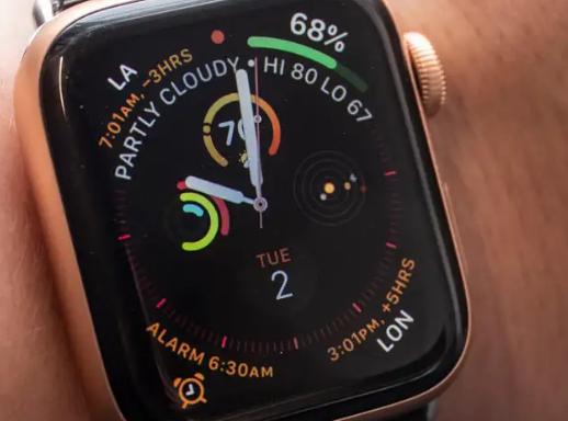 苹果可能最终为AppleWatch添加睡眠追踪功能