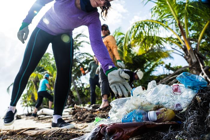研究首次对加勒比地区的塑料污染进行全面评估