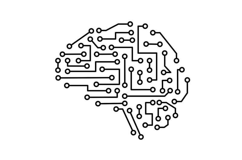 视网膜硬连线预测移动物体的路径