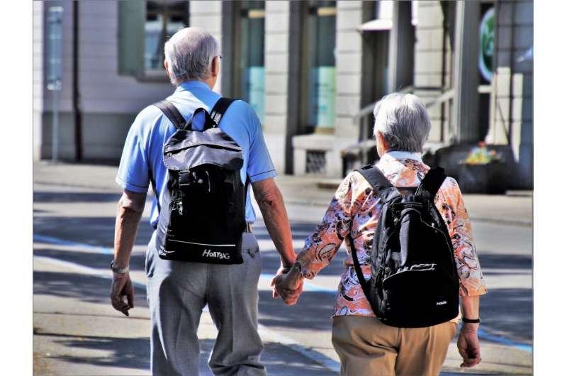 大流行可能会增加老年人跌倒的风险