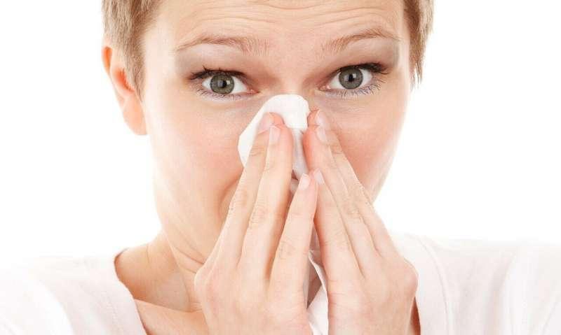 新研究表明流感患者后去看医生的患者更有可能感染流感