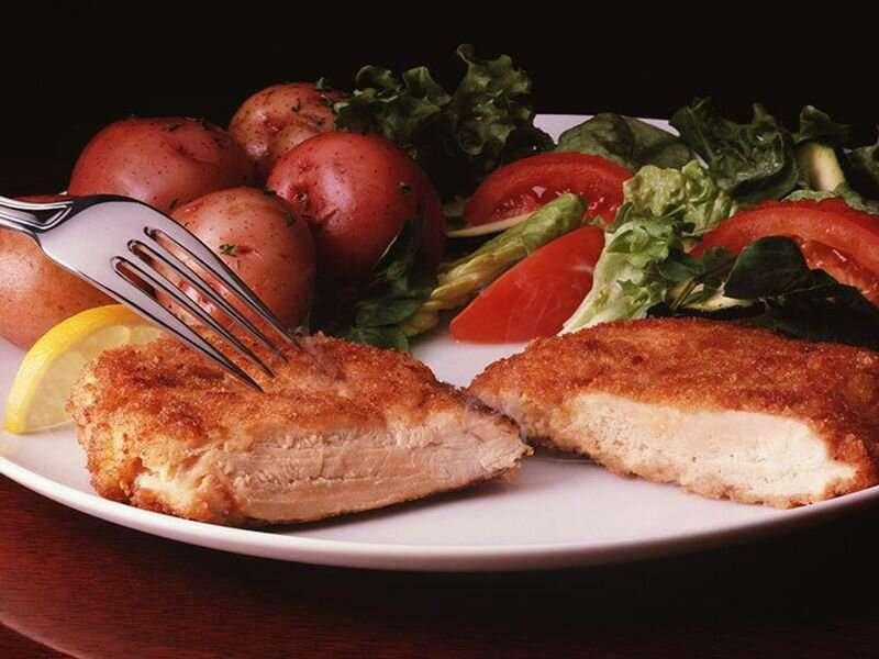 改变饮食意味着现在更多的美国人贫血