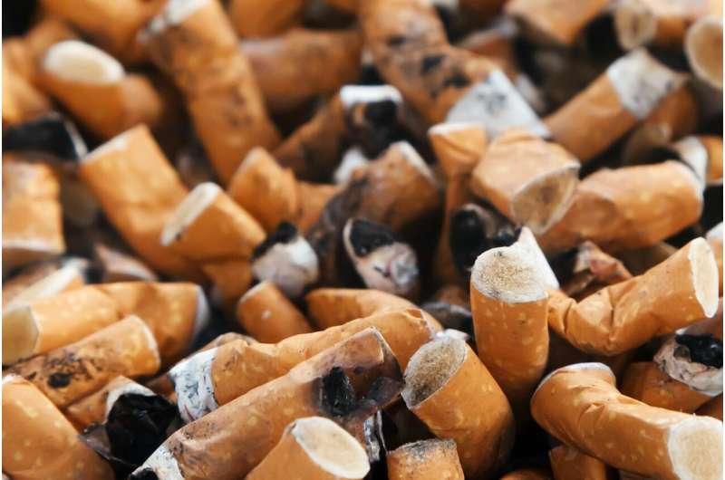 非侵入性脑刺激可以减少吸烟