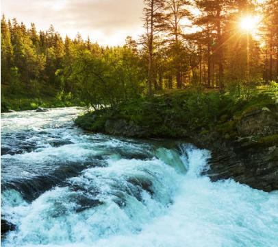 河流是全球最大的海洋汞来源
