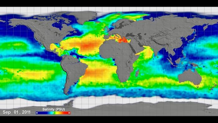 新的研究发现强化的水循环减缓了全球变暖