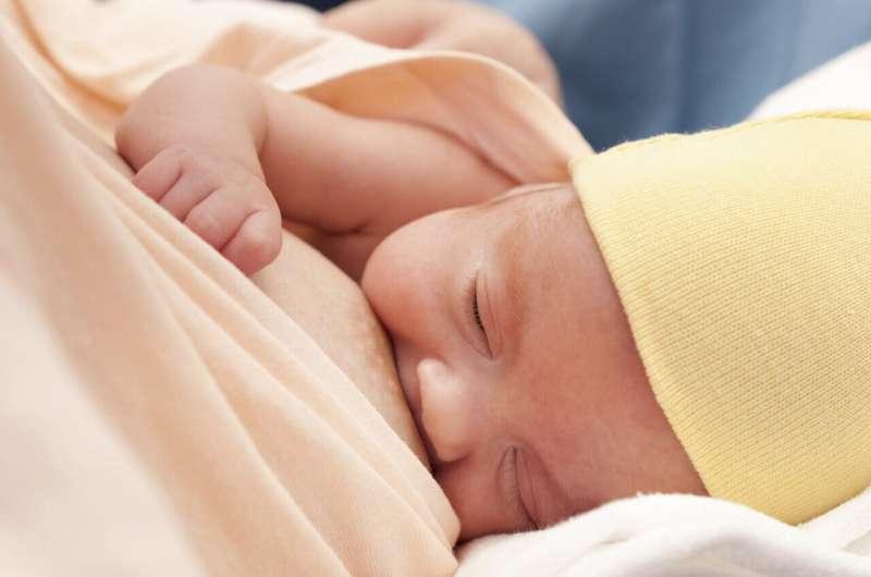 新研究表明母乳喂养可能有助于防止认知能力下降