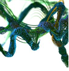 EMBL与DeepMind合作预测人类蛋白质的3D结构