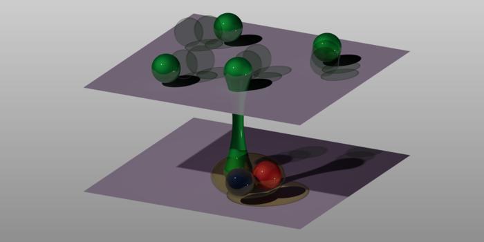 二维异质结构可以电调谐的演示为量子模拟提供了新的视角