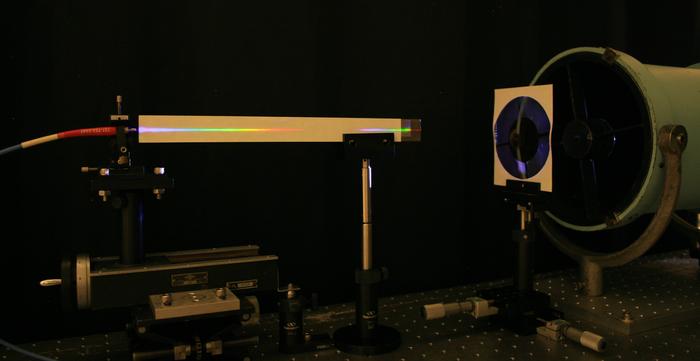 太空望远镜激发了轻巧的柔性全息镜头