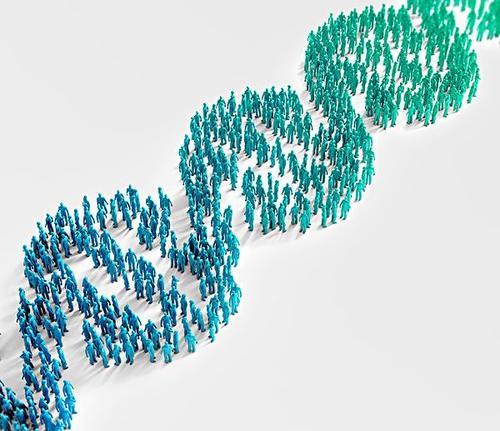 我们的个性在我们的DNA中被加密但它比预期更深