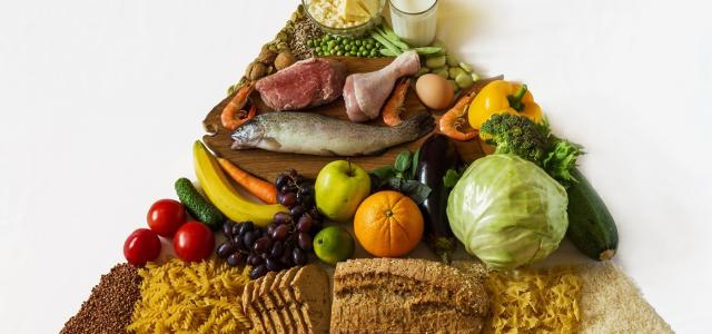 健康饮食唤起健康的心灵