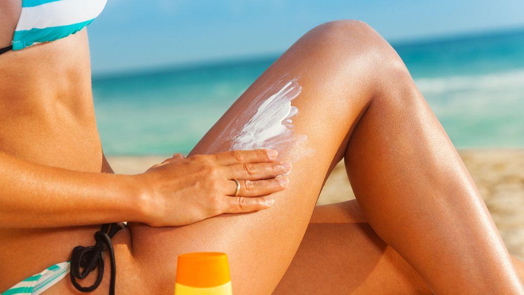 研究评估防晒霜中活性成分的吸收与血液水平
