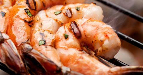 研究表明虾中含有药物和农药的混合物