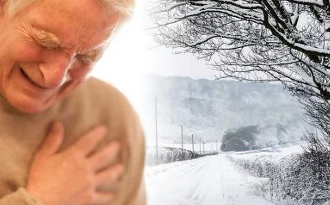 在即将到来的冬天 您患心脏病的风险可能会增加