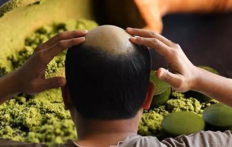 使用这种天然提取物可以促进毛囊生长